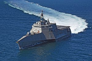 US Navy To Retire First 4 Littoral Combat Ships