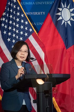 Taiwan at the Crossroads of History