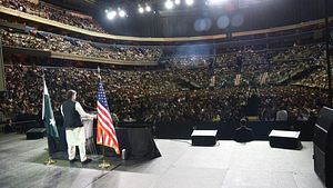 What's Behind the Pakistani Prime Minister's Public Address in Washington DC?