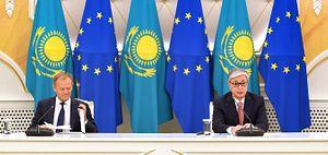 Sebastien Peyrouse on the EU's New Central Asia Strategy
