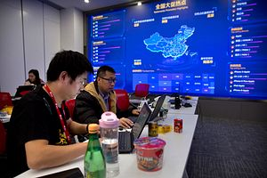 China's Tech Sector Is in Trouble