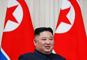 North Korea Says Open to Resumption of US Talks in Late-September