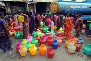 Southern India Grapples With Acute Water Shortage