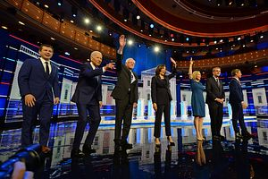 What Do the US Democratic Presidential Contenders Think About China?