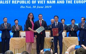 EU-Vietnam Economic Ties: Toward Win-Win?