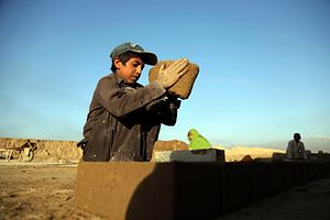 Mired in Poverty, Afghans Bring Their Children to Work