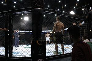 Fight Night in Afghanistan