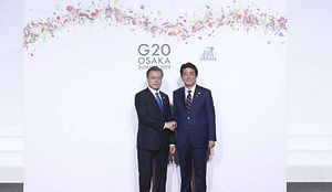 Japan's G20 Summit Fails at Repairing Japan-Korea relations