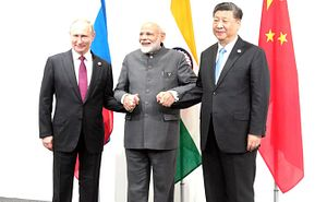 Growing Russia-India-China Tensions: Splits in the RIC Strategic Triangle?