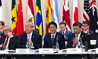Did Japan Get What It Wanted From the Osaka G20 Summit?