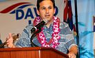 Military Build-up in the Asia-Pacific: An Interview With Hawaii's Sen. Brian Schatz