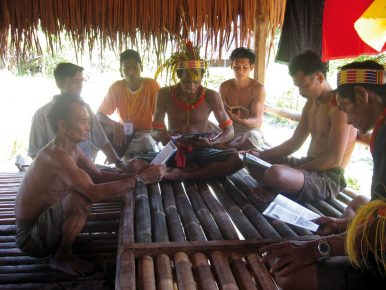 The Fight to Save Indonesia's Threatened Indigenous Languages