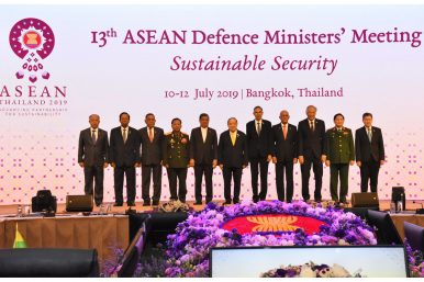 Moving ASEAN Toward Sustainable Defense Cooperation
