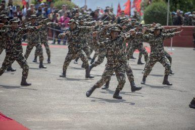 Britain's Nepali Gurkha Veterans Struggle for Justice