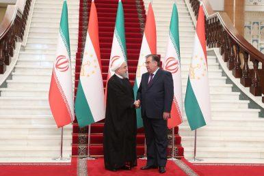 Tajikistan Tilts Back Toward Iran