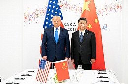 US-China Competition and Cooperation: The Long View