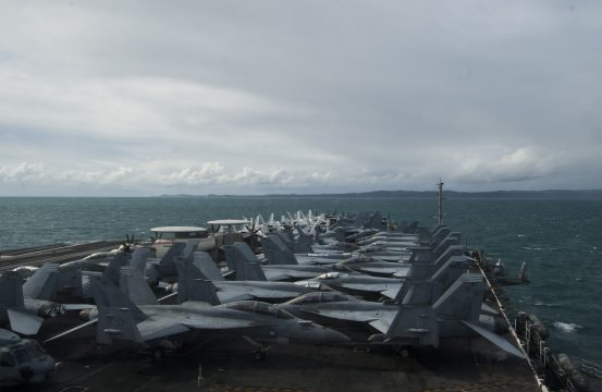 US Carrier Strike Group Arrives in Australia for Port Call Ahead of Talisman Sabre 2019