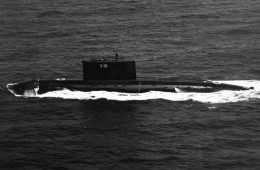 Will Myanmar's Navy Get Its First Submarine From the Indian Navy?