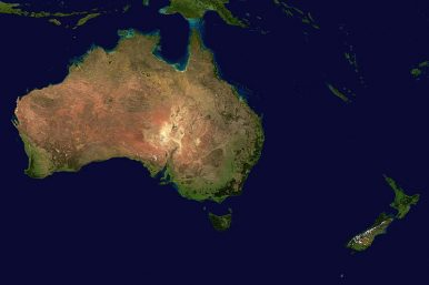 Australia Should Coordinate With New Zealand in Space