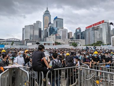 Hong Kong's Protests Aren't Just About the Extradition Bill Anymore