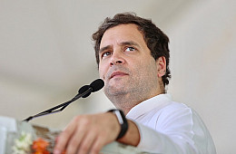 The End of India's Nehru-Gandhi Dynasty?