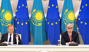 Sebastien Peyrouse on the EU's New Central Asia Strategy