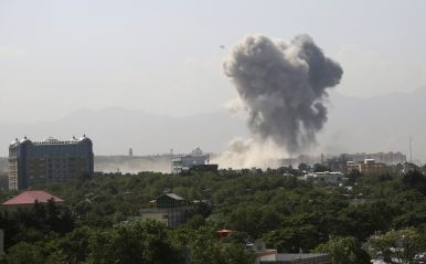 Taliban Bombing Kills 6, Wounds Scores in Downtown Kabul