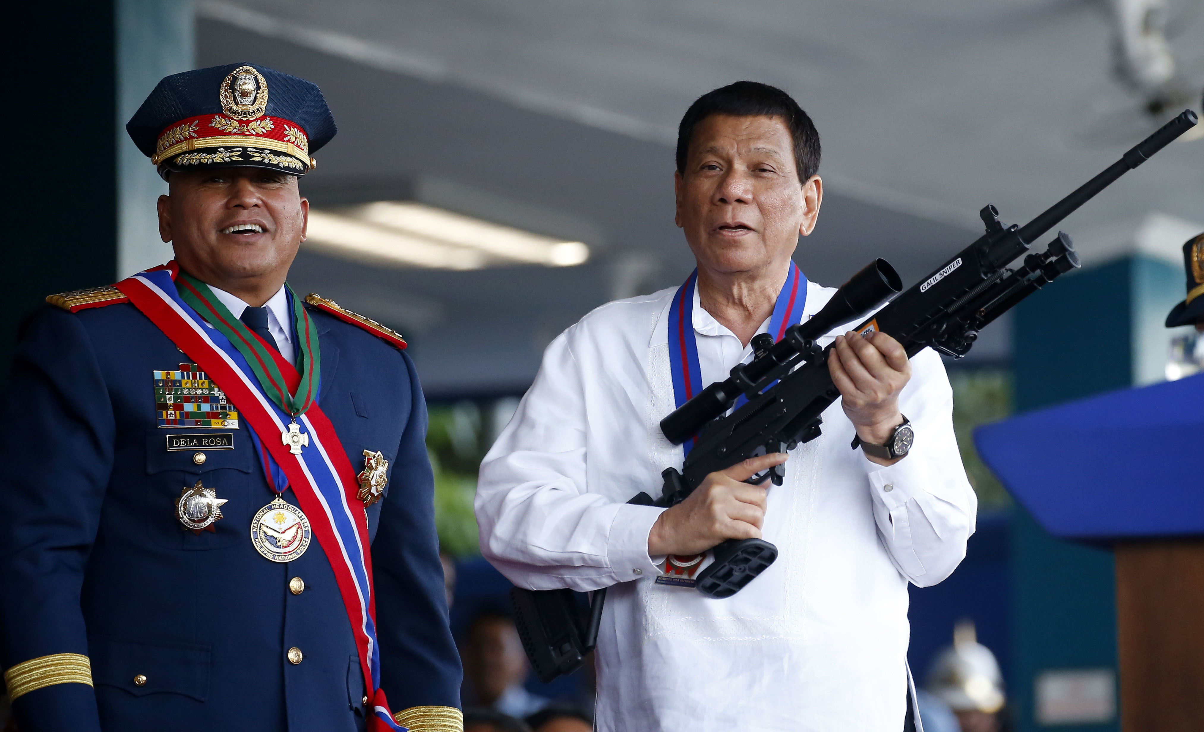 Duterte's Gamble on the US-Philippines Alliance – The Diplomat
