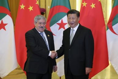 China Has Quietly Carved out a Foothold in North Africa