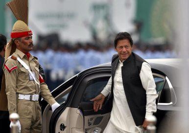 Imran Khan's First Year at Bat