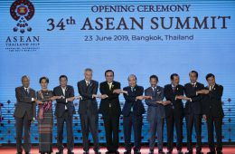 ASEAN's Indo-Pacific Concept and the Great Power Challenge