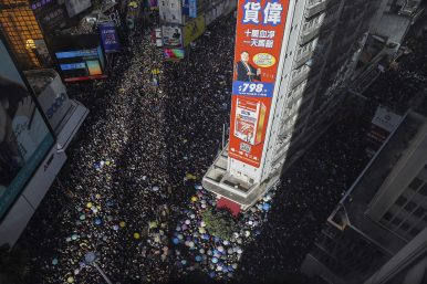 Why Are Migrant Workers Joining the Hong Kong Protests?
