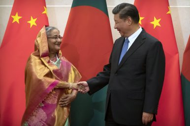 How Bangladesh Is Benefiting From the China-India Rivalry