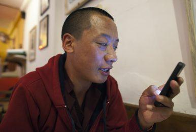How WeChat Conquered Tibet