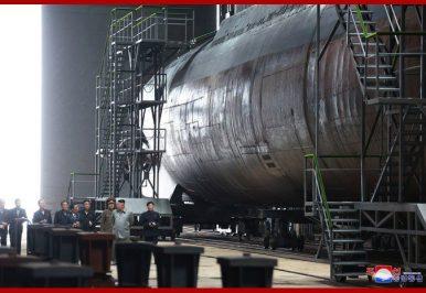 Kim Jong Un's New Ballistic Missile Submarine: The Future of North Korea's Undersea Nuclear Deterrent