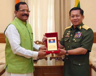India, Myanmar Conclude Defense Cooperation Agreement | The Diplomat