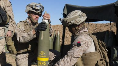 India to Buy Extended-Range Artillery Shells From US