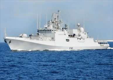 India's Navy Receives Sea-Launched BrahMos Cruise Missiles for Frigates