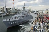 Japan Debates Sending Warships to Strait of Hormuz