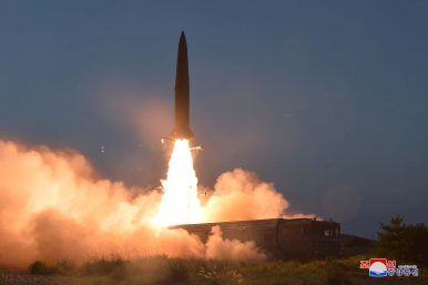 North Korea Launches Ballistic Missiles for Second Time in a Week