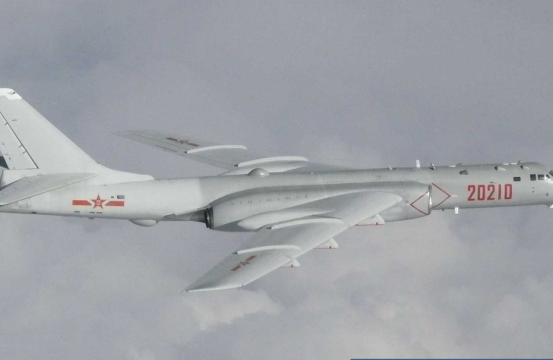 China, Russia Conduct First Ever Joint Strategic Bomber Patrol Flights in Indo-Pacific Region