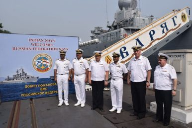 India-Russia Military Exercise Indra-2019 To Take Place in December