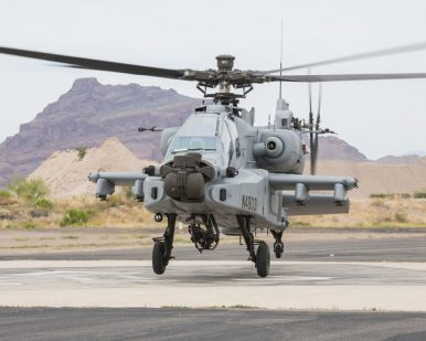 First AH-64E Apache Attack Helicopters to Arrive in India on July 27