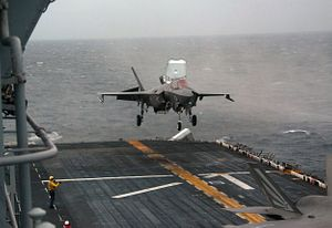 F-35Bs Aboard USS Wasp Complete First Shipboard Hot Reload Exercise in Indo-Pacific Region