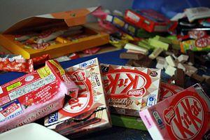 The Kit Kat in Japan, a Transliteration Success