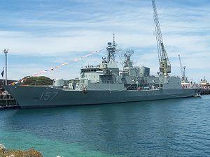 Australia to Join US, UK, and Bahrain in Patrolling Strait of Hormuz