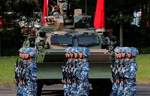 Battle-Ready: The PLA's Hong Kong Garrison