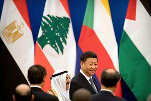 Economic Exchange Anchors China-Arab Ties