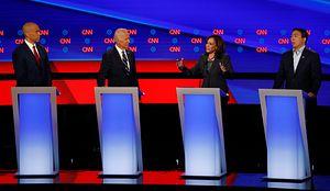The US Democrats' China Debate
