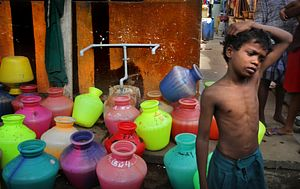 Chennai's 'Man-Made' Water Crisis